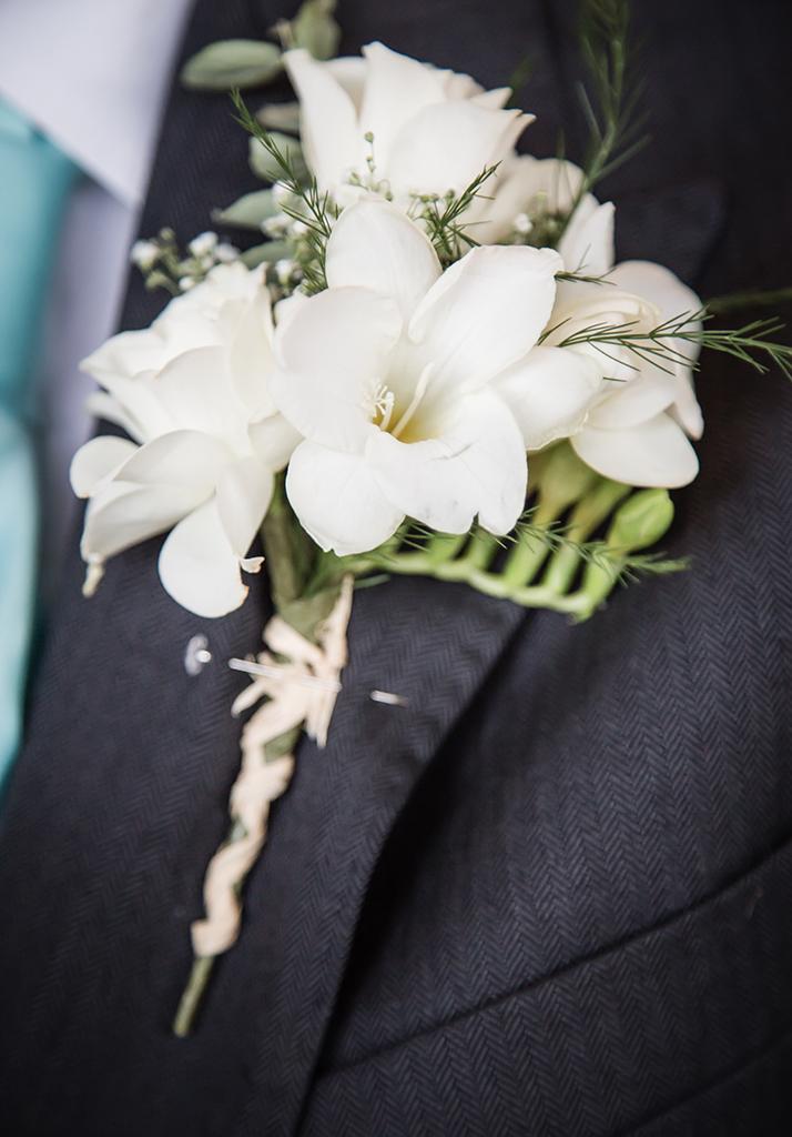 As You Like It - buttonhole