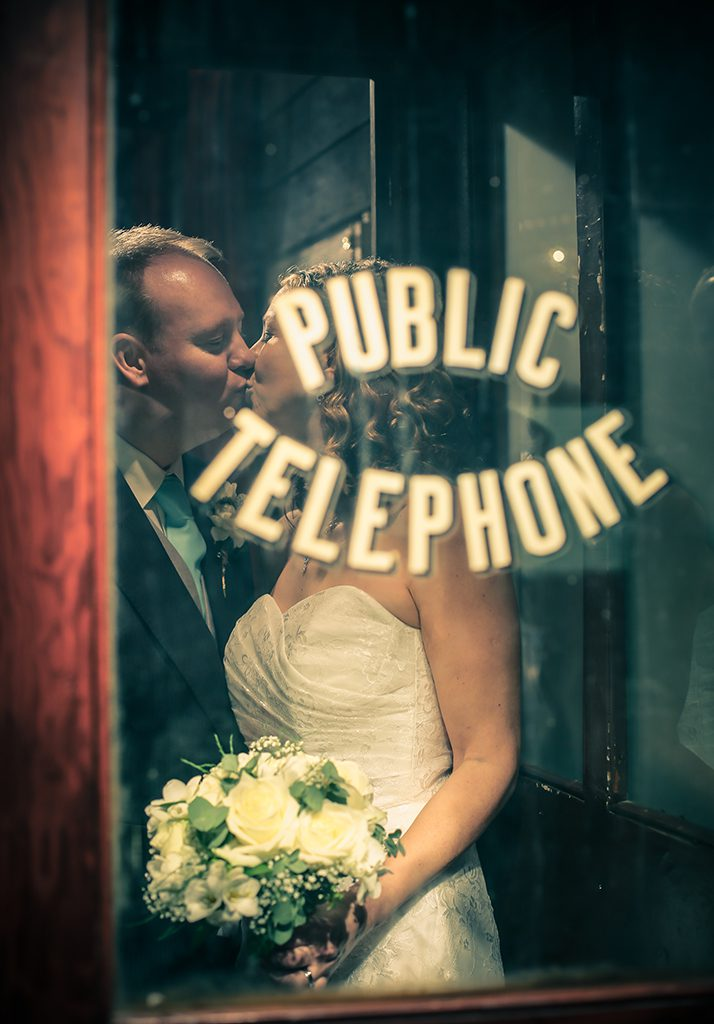 As You Like It - telephone box