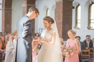 st marys monkseaton wedding ceremony