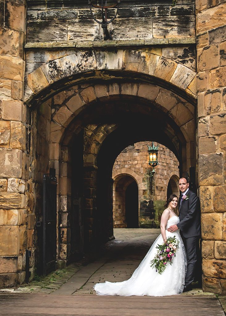 alnwick castle wedding