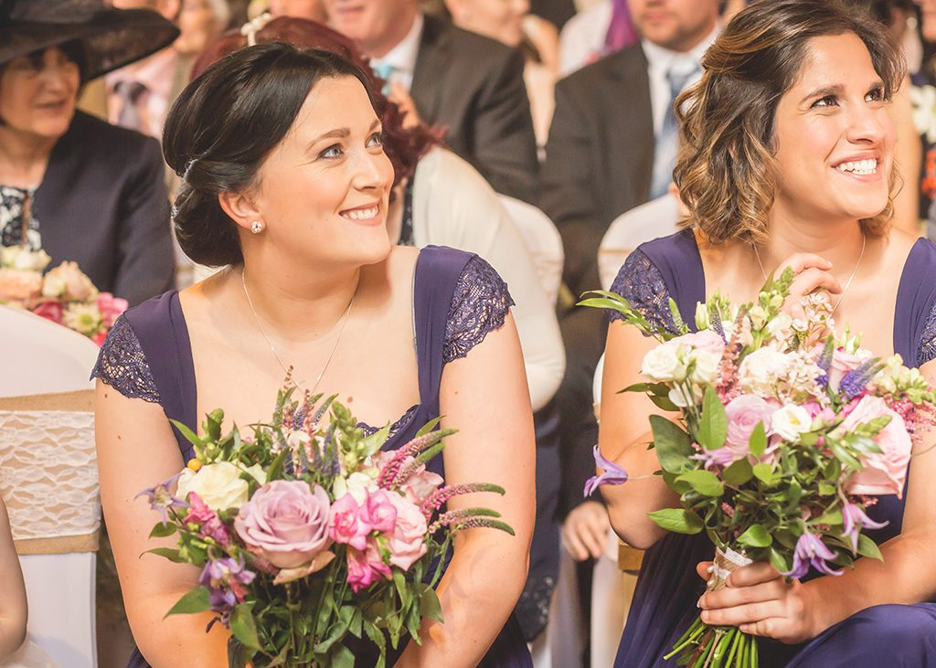 bridesmaids documentary style