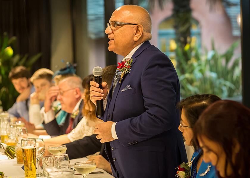father of bride speech