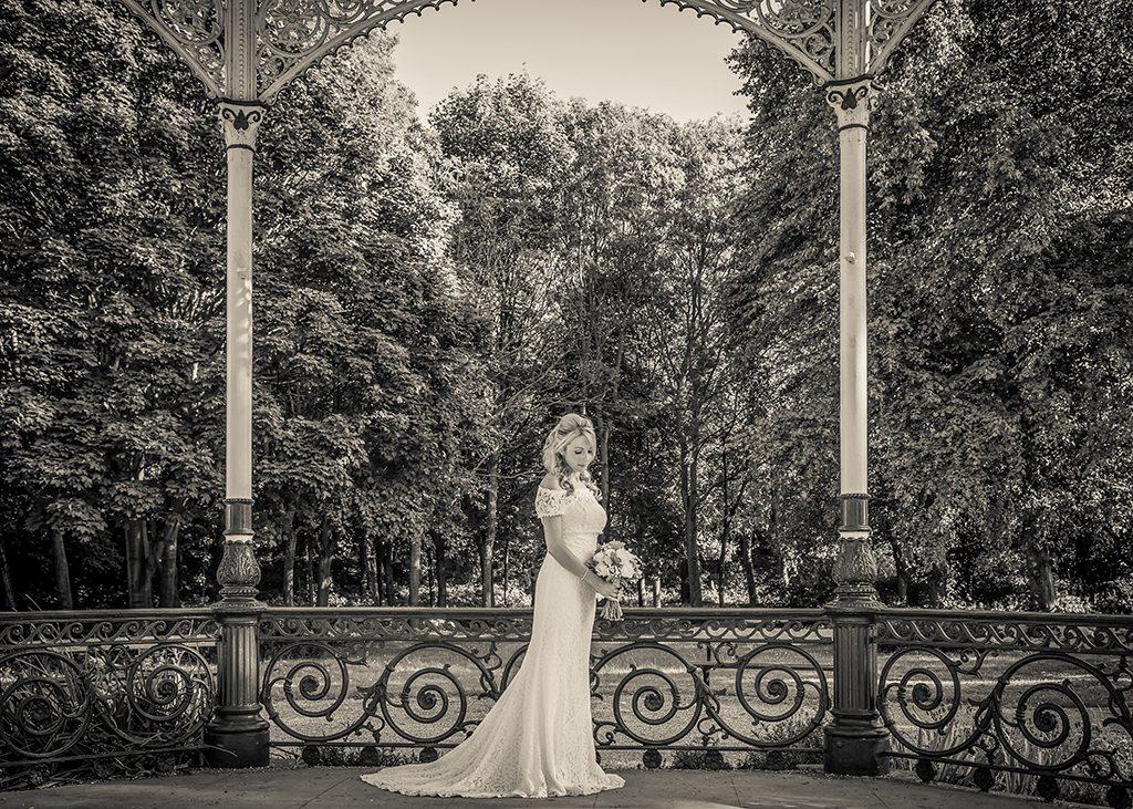 exhibition park wedding photography ideas