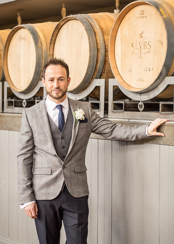 wylam brewery groom photo