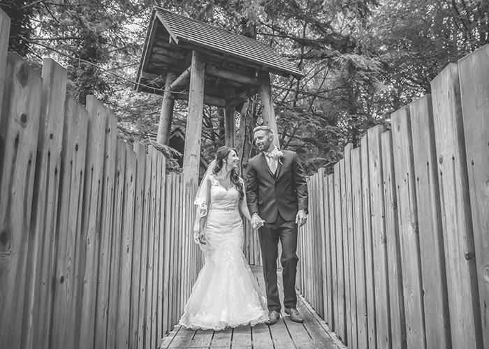 quirky wedding venues north east