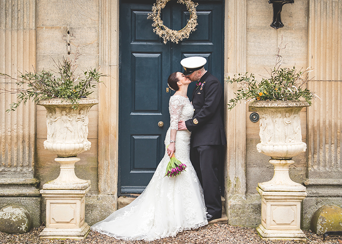 eshott hall northumberland wedding photographer
