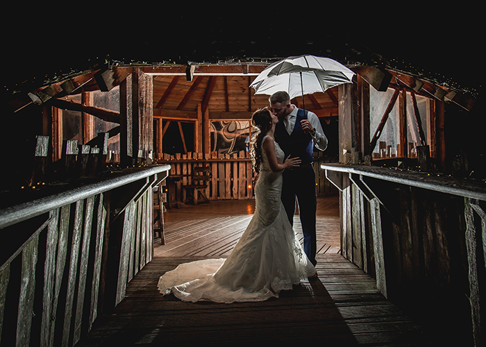 alnwick treehouse wedding photography northumberland