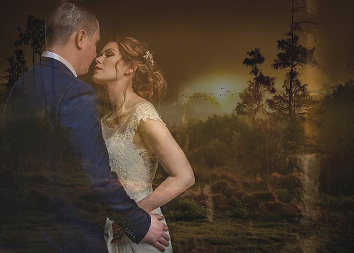 stolen kiss overlay composite image