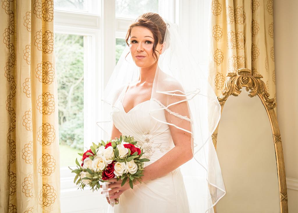 middleton hall belford nortumberland wedding photos