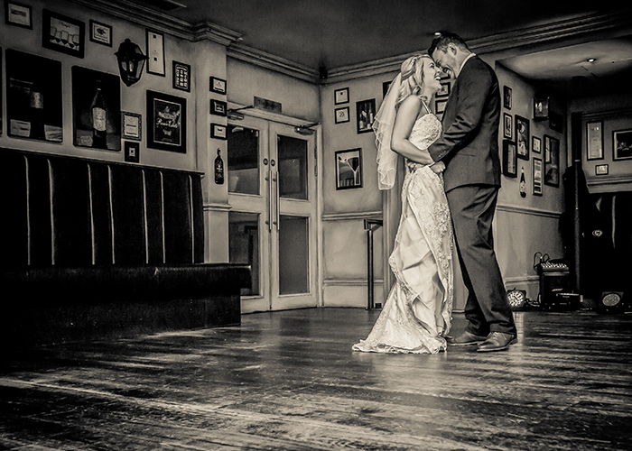 hotel du vin newcastle wedding first dance